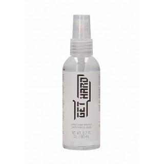 Get hard - Ereksjons Spray - 80 ml