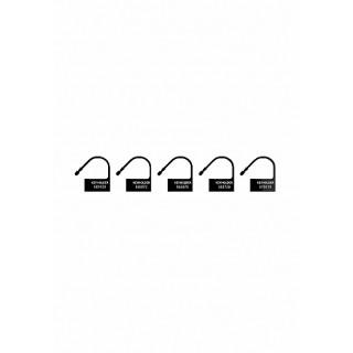Spare Lock - Ekstranøkler til ManCage - 5Stk