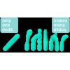 The Dodil - Dildo med Termos turkis
