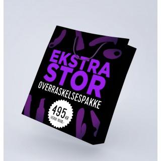 Ekstra Stor - Overraskelsespakke