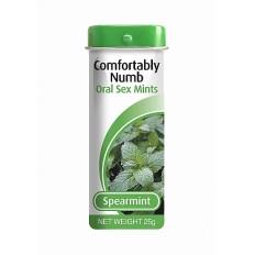 Comfortably Numb - Oralsex Mints - Spearmint