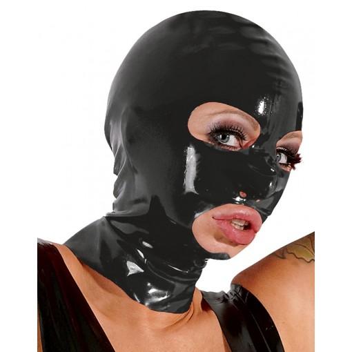 LateX - Latexmaske - Sort - S-L