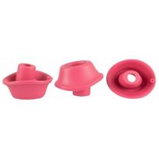 Womanizer Reservehetter til Premium - 3stk - Medium - Rosa